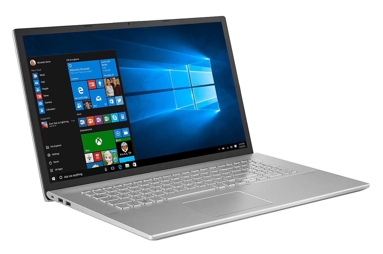 """Asus P1701FA-AU357R, PC 17"""" Pro argent SSD 512 Go (939€)"""