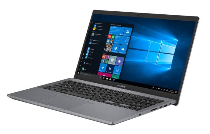 "Asus P3540FA-EJ0369R, Ultra 15"" Pro léger SSD 512 Go (1009€)"