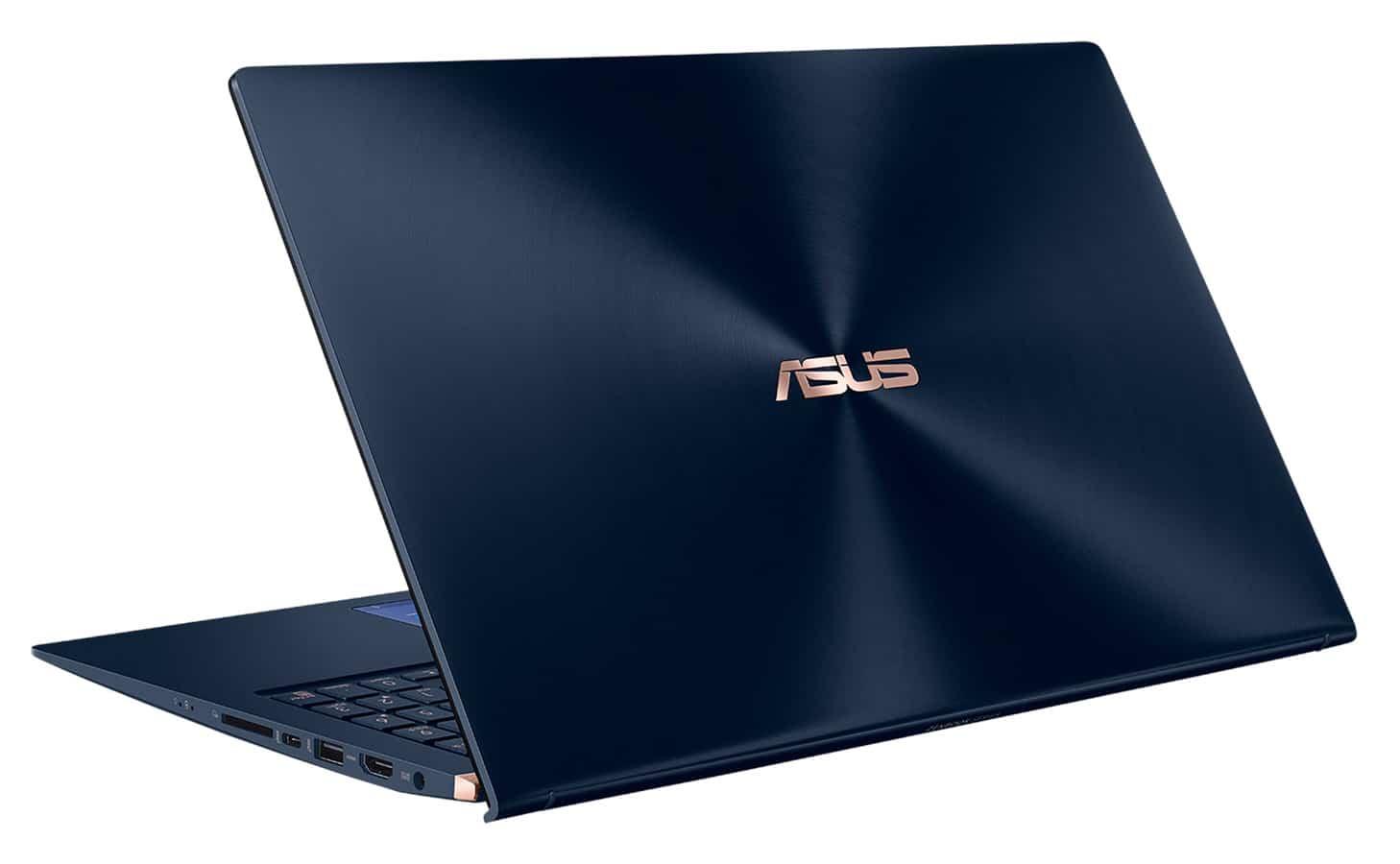 "Asus Zenbook UX534FA-A9027T, 15"" bleu léger SSD 1 To (1279€)"