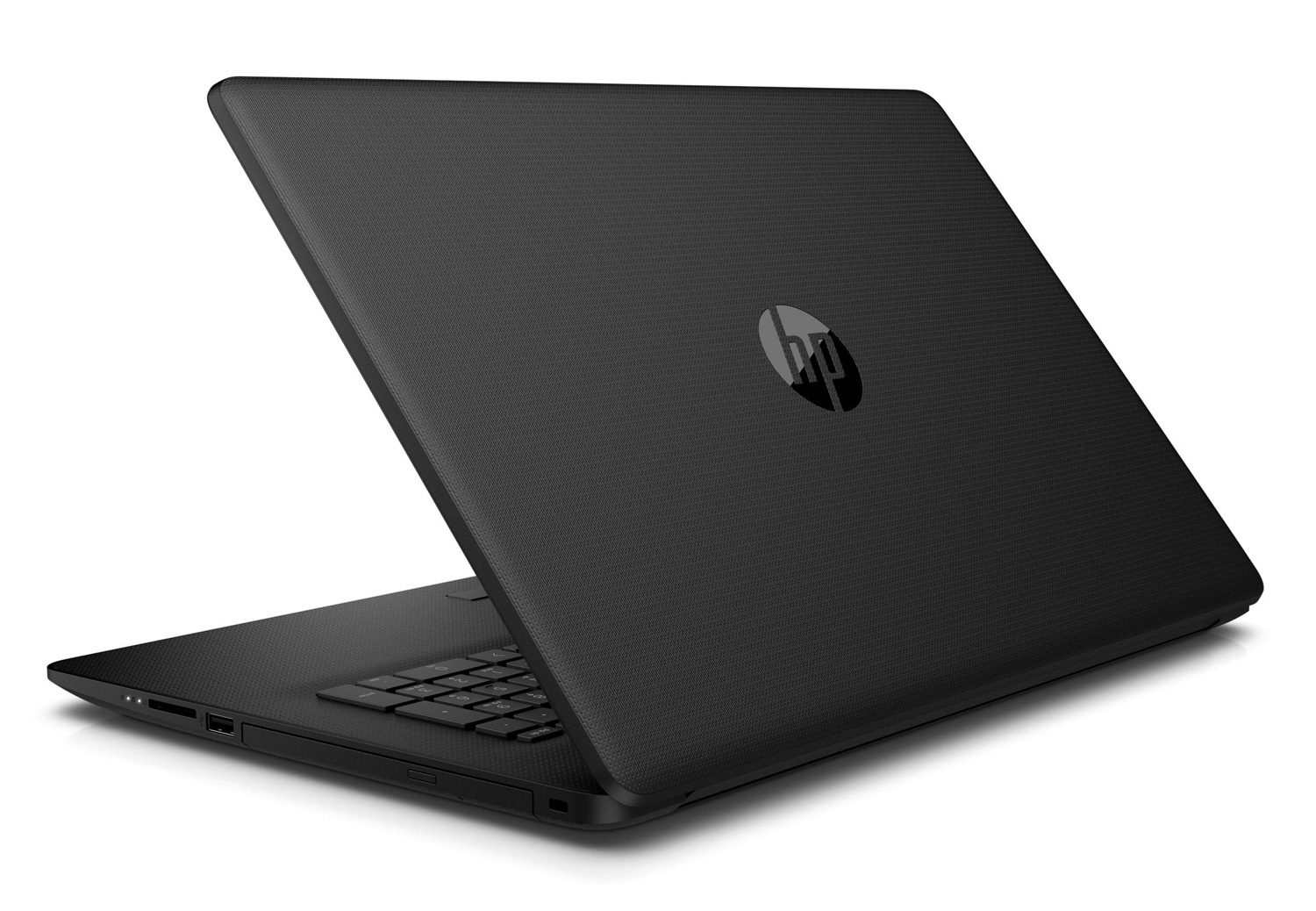 "HP 17-by0073nf, PC 17"" DVD noir gros stockage rapide (499€)"