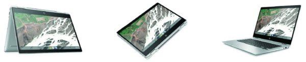 HP Chromebook Enterprise x360 14E G1