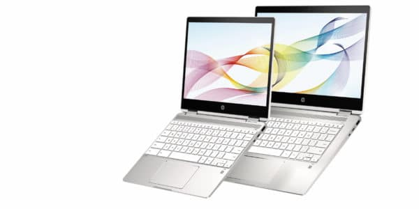 HP Chromebook x360 12b et 14b