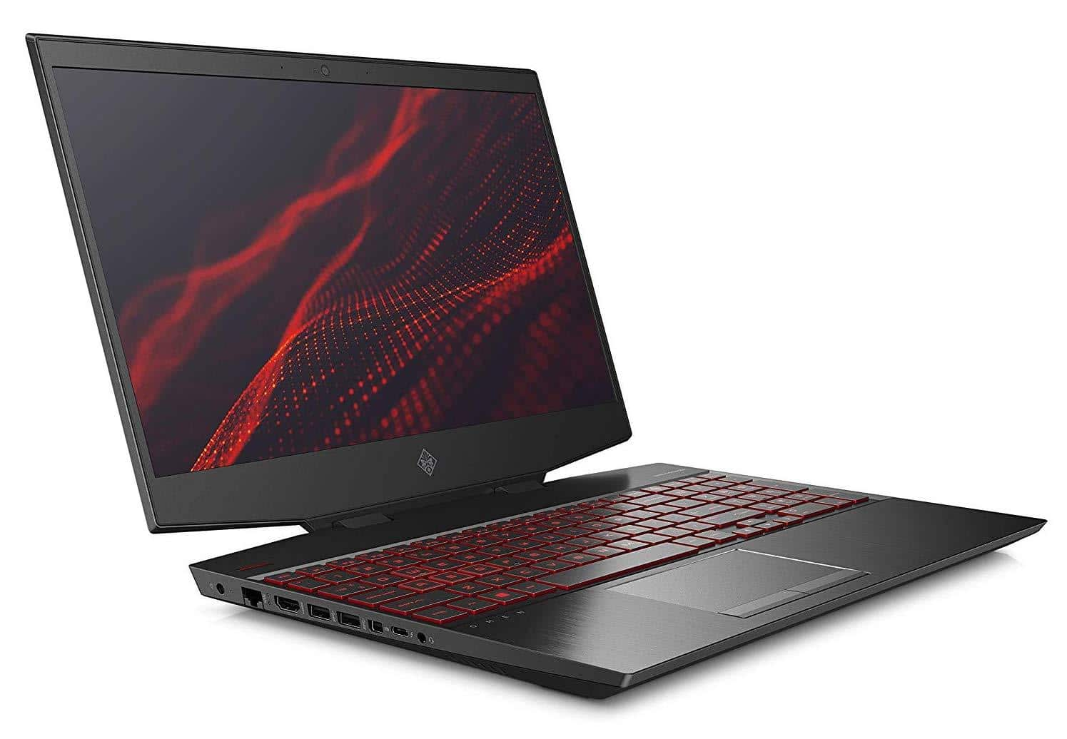 HP Omen 15-dh0059nf, PC gamer 15 pouces fin 144Hz (1079€)