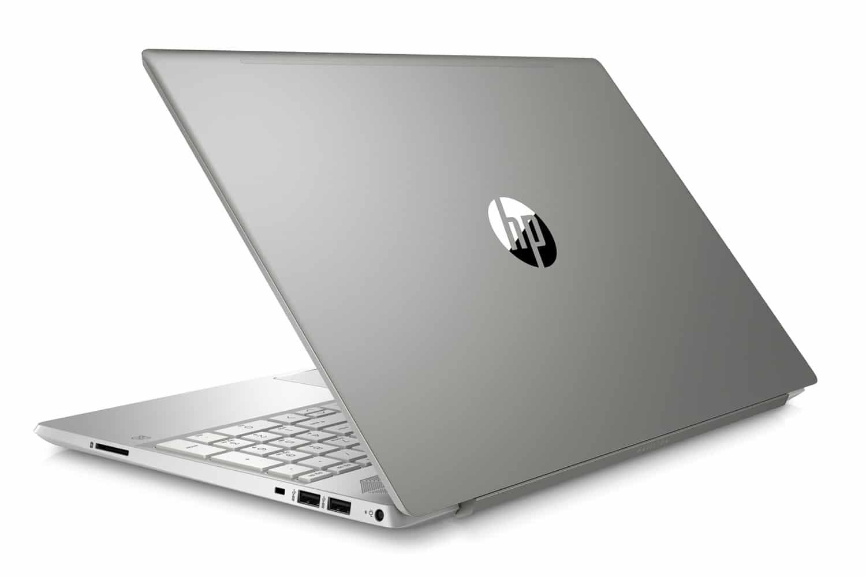 """HP Pavilion 15-cs0009nf, Ultrabook 15"""" argent fin et léger (659€)"""