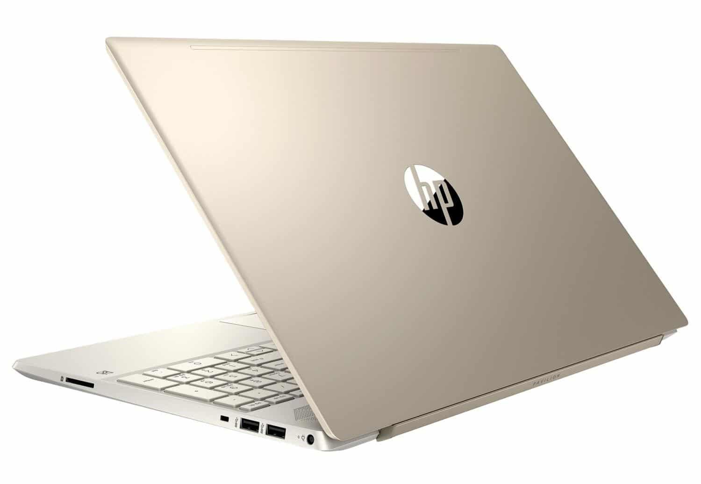 """HP Pavilion 15-cw1018nf, ultrabook doré 15"""" productif (648€)"""