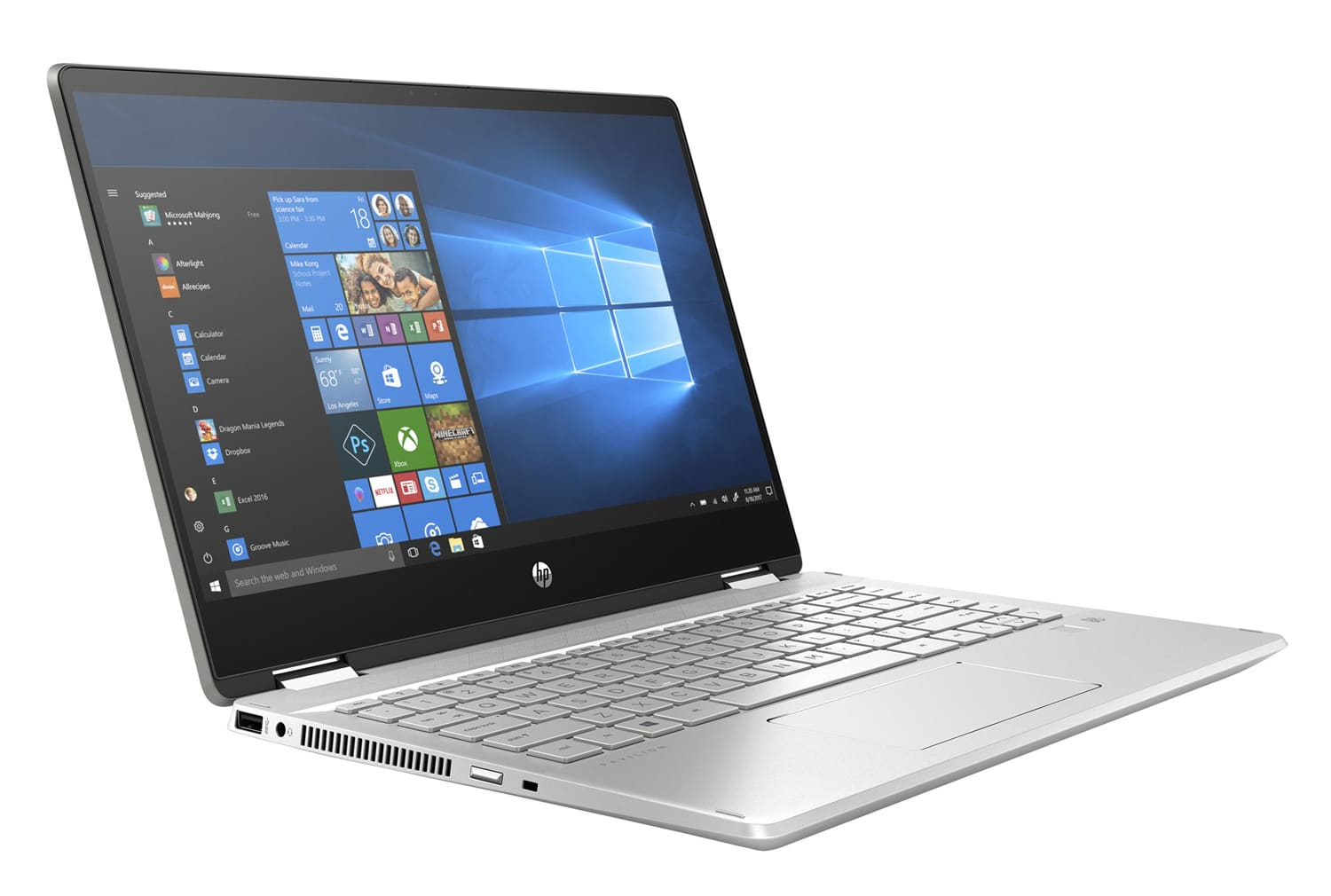 """HP x360 14-dh0008nf, Ultrabook 14"""" Tablette polyvalent (949€)"""