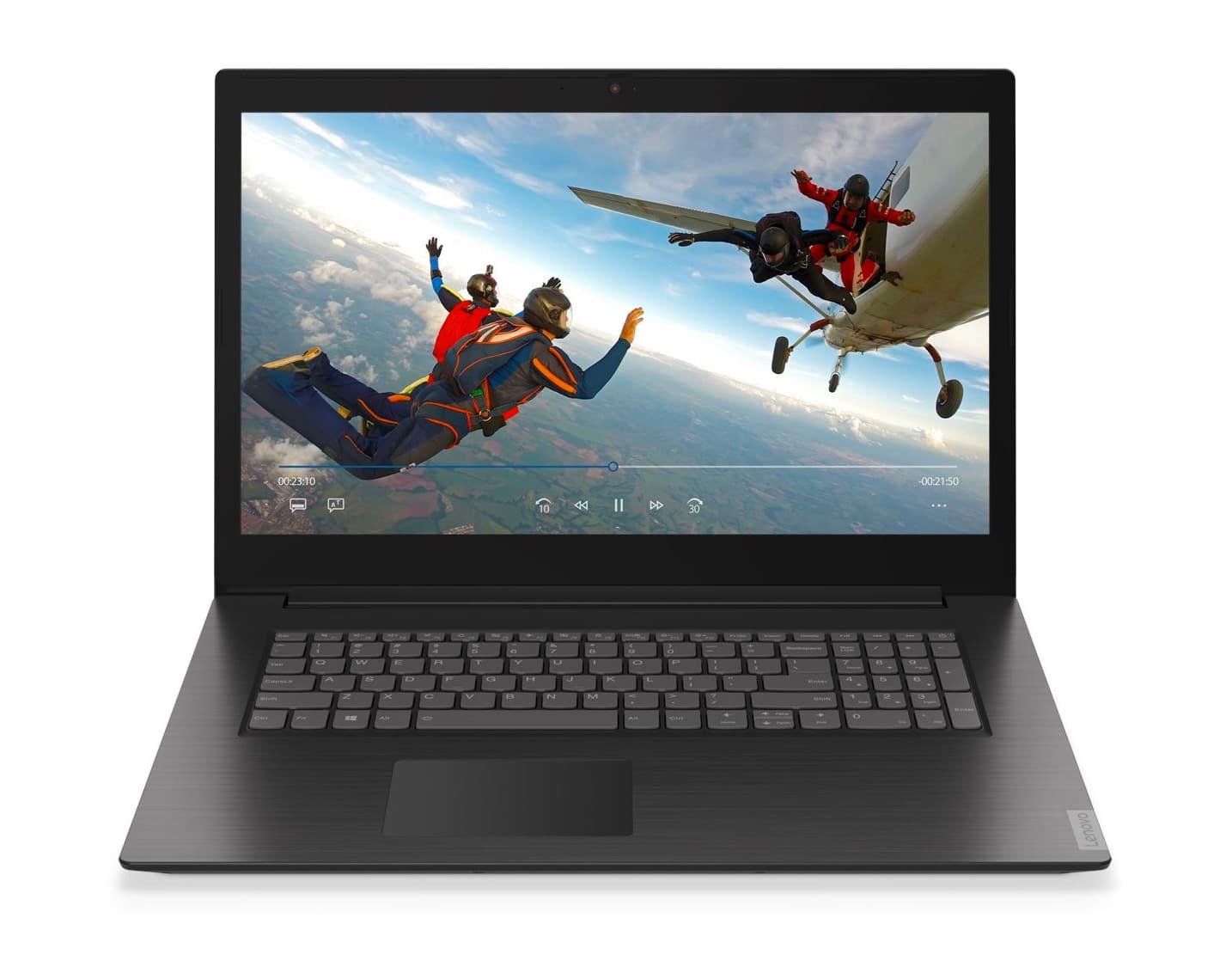 """Lenovo IdeaPad L340-17API, PC 17"""" gros stockage rapide (599€)"""