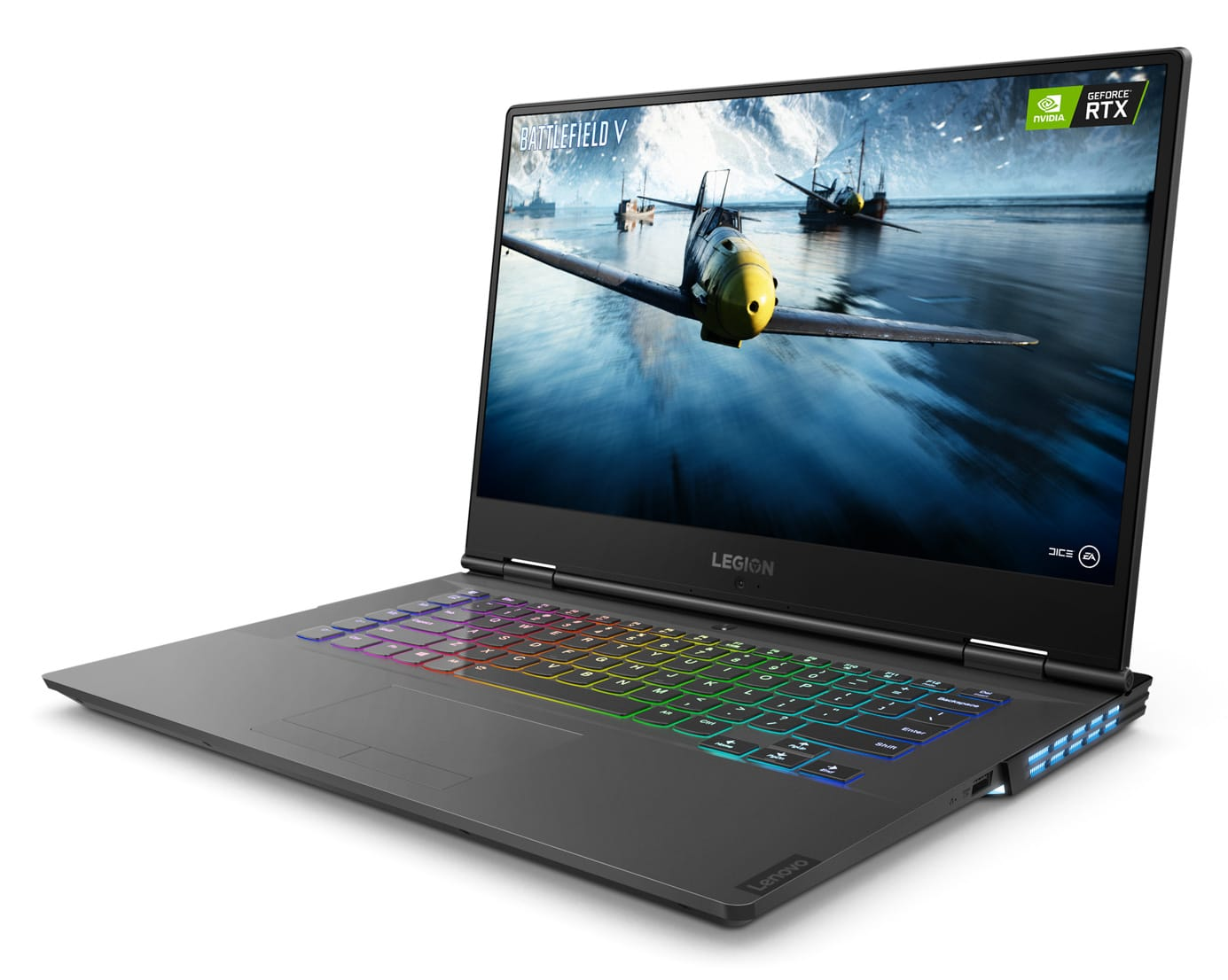 "Lenovo Legion Y740-15IRHg, PC gamer 15"" RTX 2080 (2469€)"