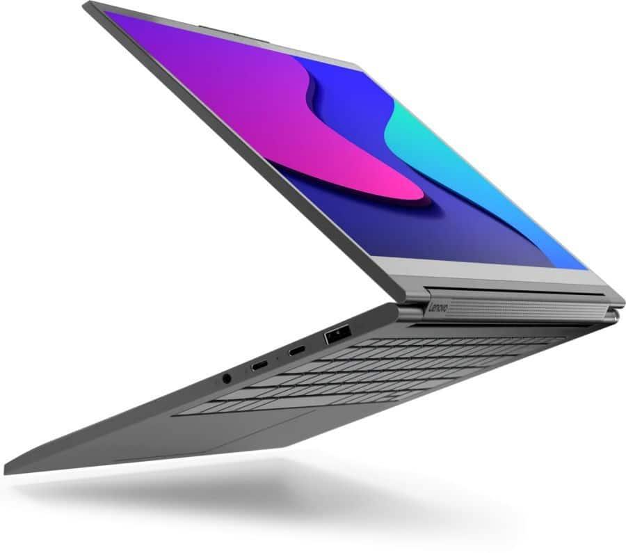 Revue de presse des tests publiés sur le Web (Lenovo Yoga C940-14IIL)