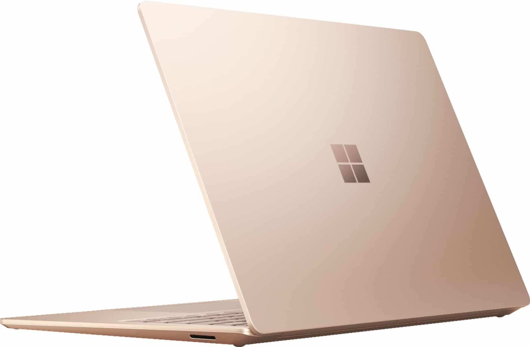 MicrosoftSurface Laptop 3 : 13 pouces sous Intel et 15 pouces sous AMD