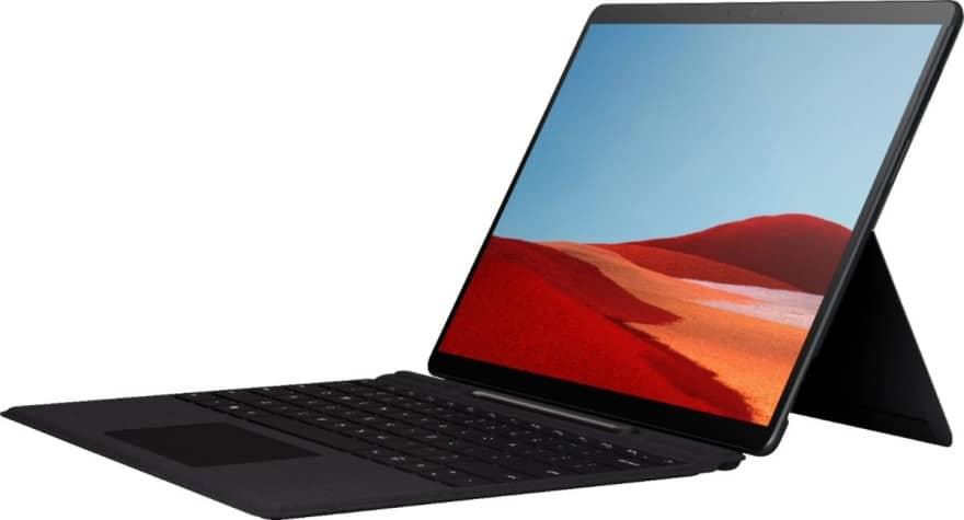 Microsoft présente ses Surface Pro 7 et Surface Pro X borderless