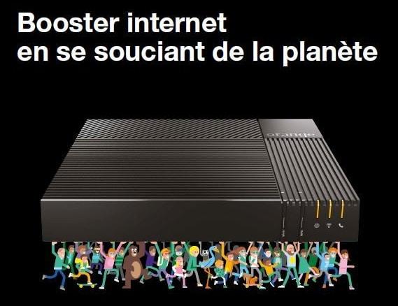 """<span class=""""tagtitre"""">Internet - </span>une nouvelle Livebox 5 chez Orange pour le 9 octobre"""