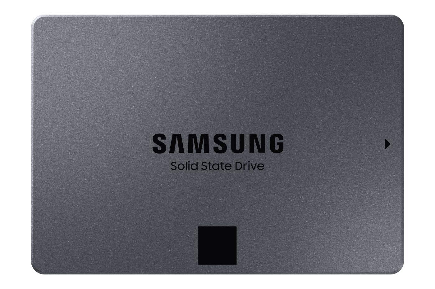 Samsung 860 QVO, SSD 2.5 pouces jusqu'à 4 To, 2 To pour 189 euros
