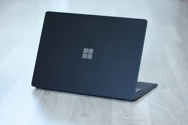 Test Microsoft Surface Laptop 2