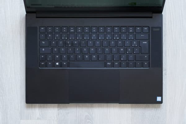 Test Razer Blade 15 Photo