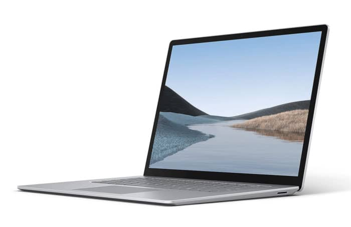 Test Surface Laptop 3 15 pouces : tour des reviews US