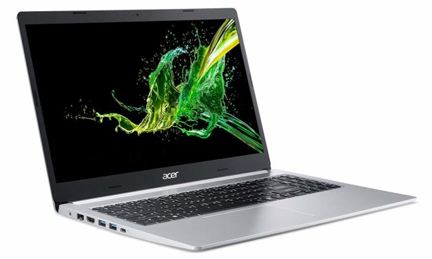 Acer A515-54G-500N, Ultrabook polyvalent argent SSD 1 To (899€)