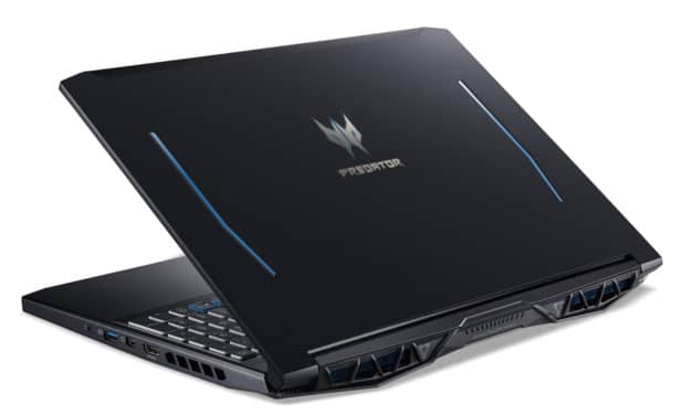 "Acer Predator PH315-52-59M7, PC portable 15"" gamer RTX 2060 sans Windows (1049€)"