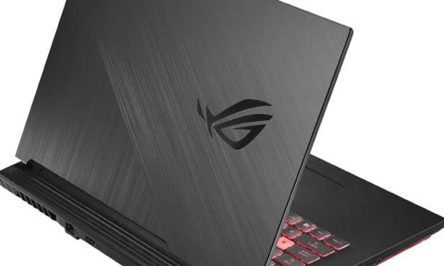 Asus ROG G531GV-ES316T, PC gamer 15 pouces réactif avec RTX 2060 (1448€)
