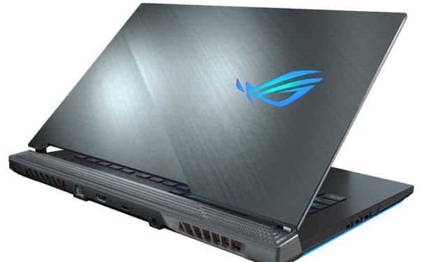 """Asus ROG Strix SCar G531GW-ES297T, PC portable 15"""" joueur RTX 2070 (1749€)"""