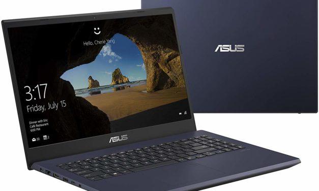 """Asus VivoBook K571GT, PC portable gamer 15"""" 120Hz GTX 1650 fin, élégant et léger"""