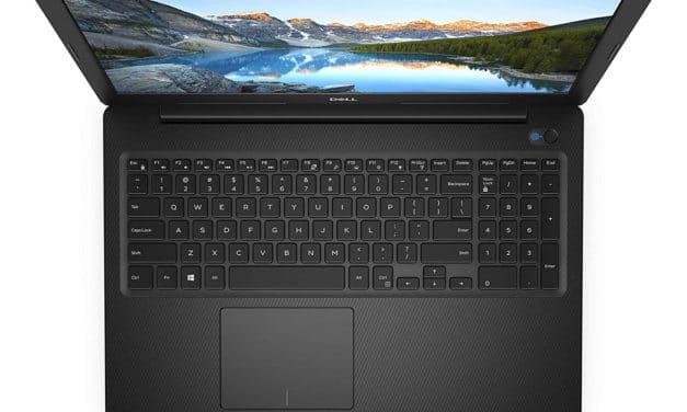 """<span class=""""promo"""">Promo 407€</span> Dell Inspiron 15 3584, Ultrabook 15"""" noir fin et rapide"""