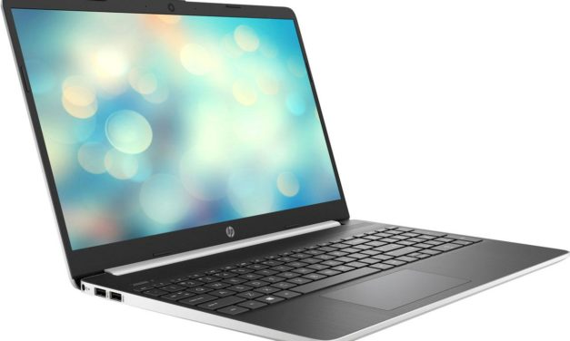 "HP 15s-fq1007nf, Ultrabook 15"" léger polyvalent Iris SSD 512 Go (599€)"