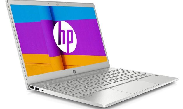 HP Pavilion 13-an1005nf, ultrabook 13 pouces multimédia Iris Plus G7 (599€)