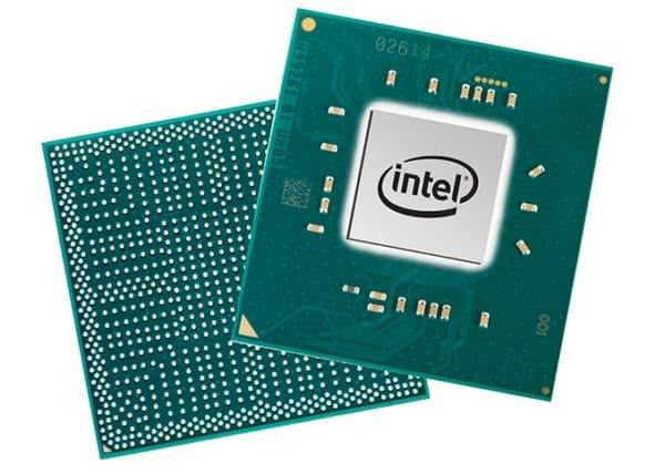 Intel Comet Lake Pentium Gold 6405U et Celeron 5205U