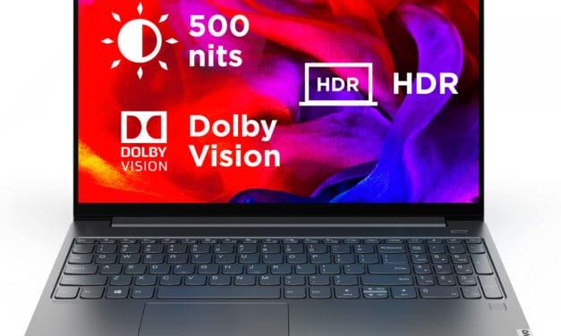 "Lenovo Yoga S740-15IRH, Ultrabook 15"" alu gamer créatif Octo i9 GTX 1650 SSD 1 To (2024€)"