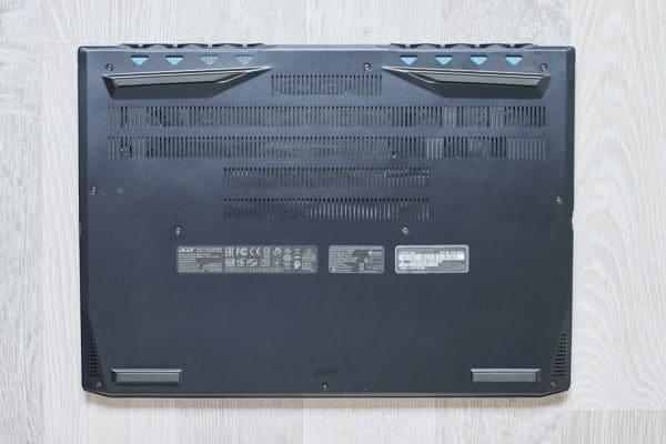 Test Acer Predator Triton 500 PT515-51 Châssis