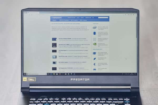 Test Acer Predator Triton 500 PT515-51