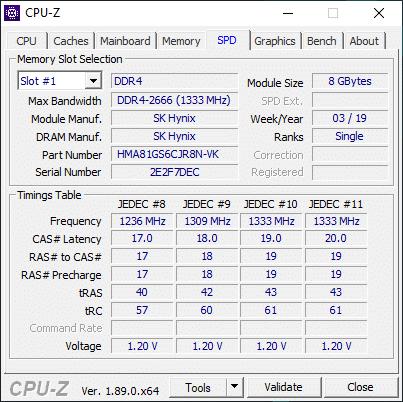 Test Acer Predator Triton 500 PT515-51 RAM