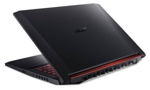 Acer Nitro AN517-51-710H, PC portable gamer 17 pouces avec GTX 1650 (1049€)