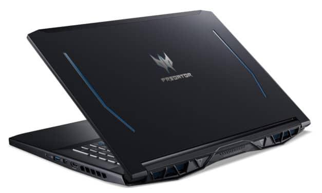 """<span class=""""nouveau"""">Nouveau 1499€</span> Acer Predator Helios PH317-53-59H1, 17 pouces gamer GTX 1660 Ti"""