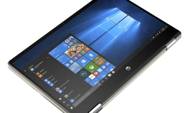 "HP Pavilion x360 14-dh0050nf, PC portable 14"" convertible tablette rapide (839€)"