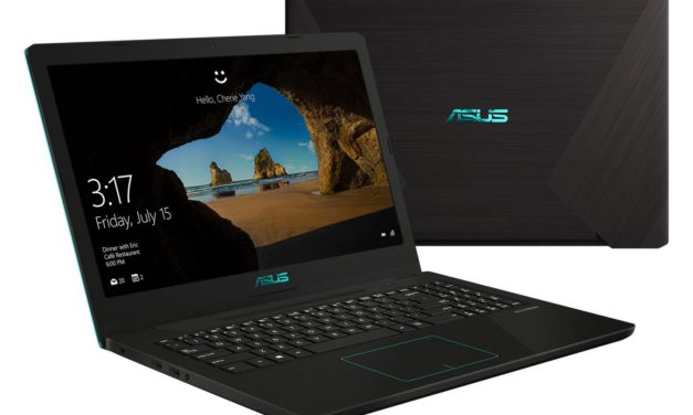 Asus FX570ZD-DM922, PC portable polyvalent pas cher (509€)