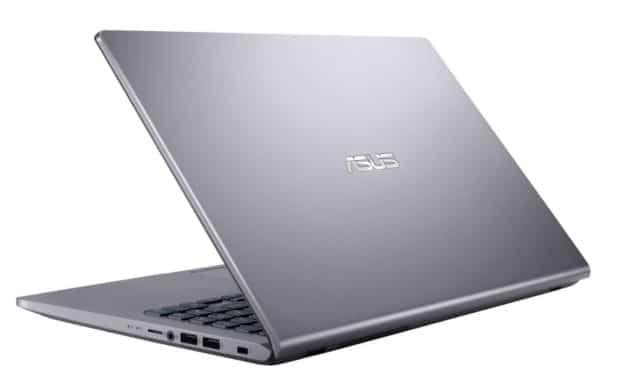 """Asus R509DA-EJ107T, PC portable 15"""" argent pas cher rapide et léger (469€)"""