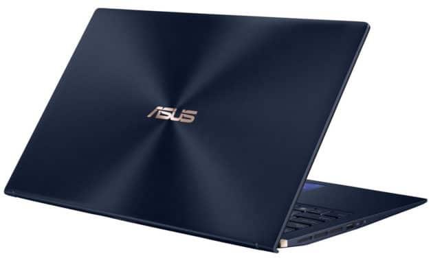 Asus ZenBook UX534FA-A8068T, 15 pouces bleu léger et rapide (1349€)