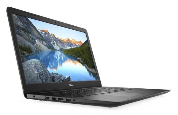 "Dell Inspiron 17 3793, PC portable 17"" noir polyvalent rapide CD/DVD (649€)"