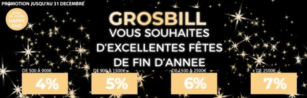 GrosBill Réductions 31dec19