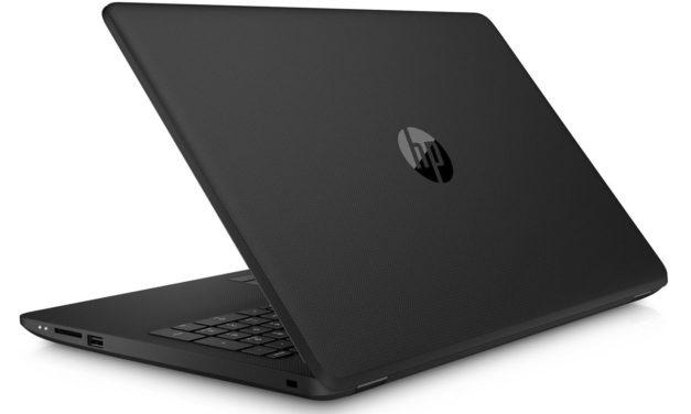 HP 15-da0146nf, PC portable 15 pouces pas cher (289€)