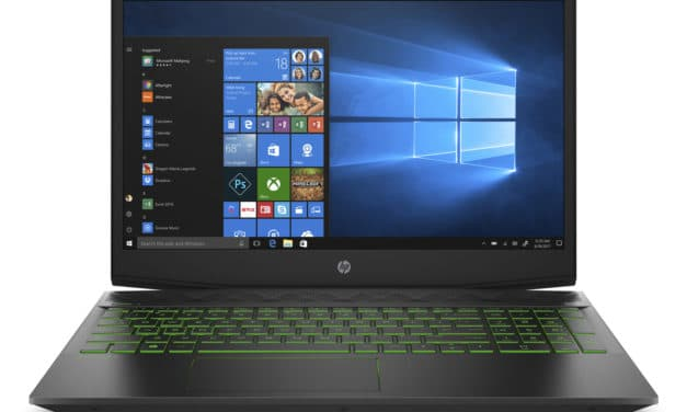 HP Gaming Pavilion 15-cx0047nf, PC portable gamer pas cher (529€)