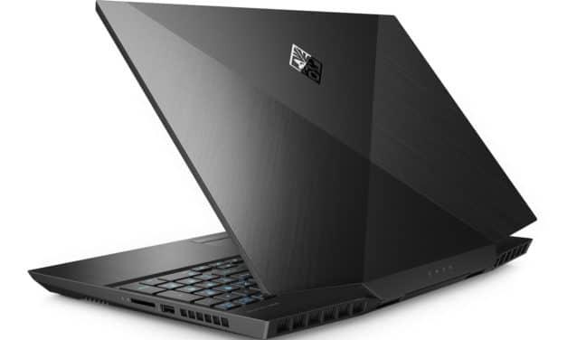 "<span class=""nouveau"">Nouveau 1499€</span> HP Omen 15-dh0069nf, PC portable 15"" 240Hz gamer GTX 1660 Ti"