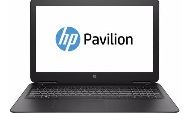 "<span class=""promo"">Promo 599€</span> HP Pavilion 15-bc511nf, PC portable 15"" polyvalent gamer GTX gros stockage rapide"