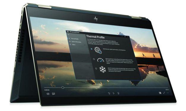 """HP Spectre x360 15-df0019nf, PC portable Tablette 15"""" 4K multimédia (1559€)"""
