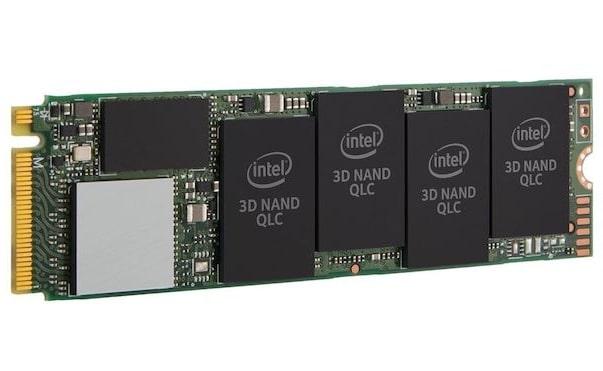Intel 665p, nouveau SSD M.2 NVMe jusqu'à 2 To, mémoire 3D QLC 96 couches