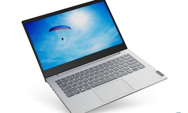 Lenovo ThinkBook 14-IIL et 15-IIL, nouveaux Ultrabooks polyvalents Ice Lake 12h