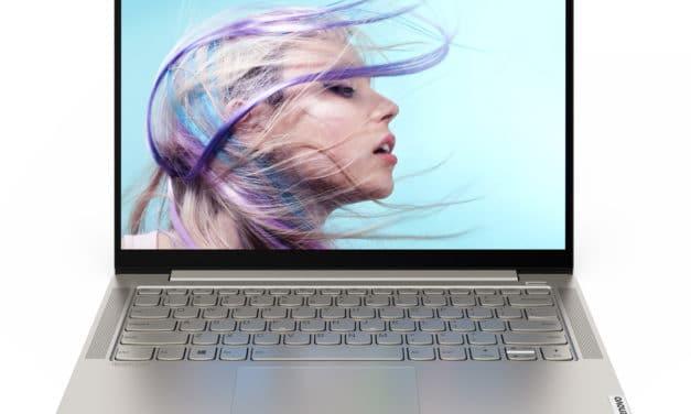 Lenovo Yoga S740-14IIL, ultrabook 14 pouces léger et intelligent (934€)