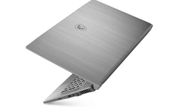 """MSI Creator 17M, PC portable 17"""" élégant, léger et performant pour créatifs, RTX Turing"""